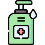 what is the chemical composition of hand sanitizer